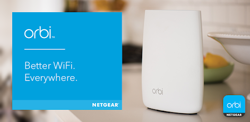 Steps for Netgear Orbi RBK40 router setup